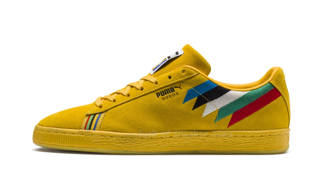 PUMA SUEDE CLASSIC x PWR/プーマ スウェード クラシック x PWR