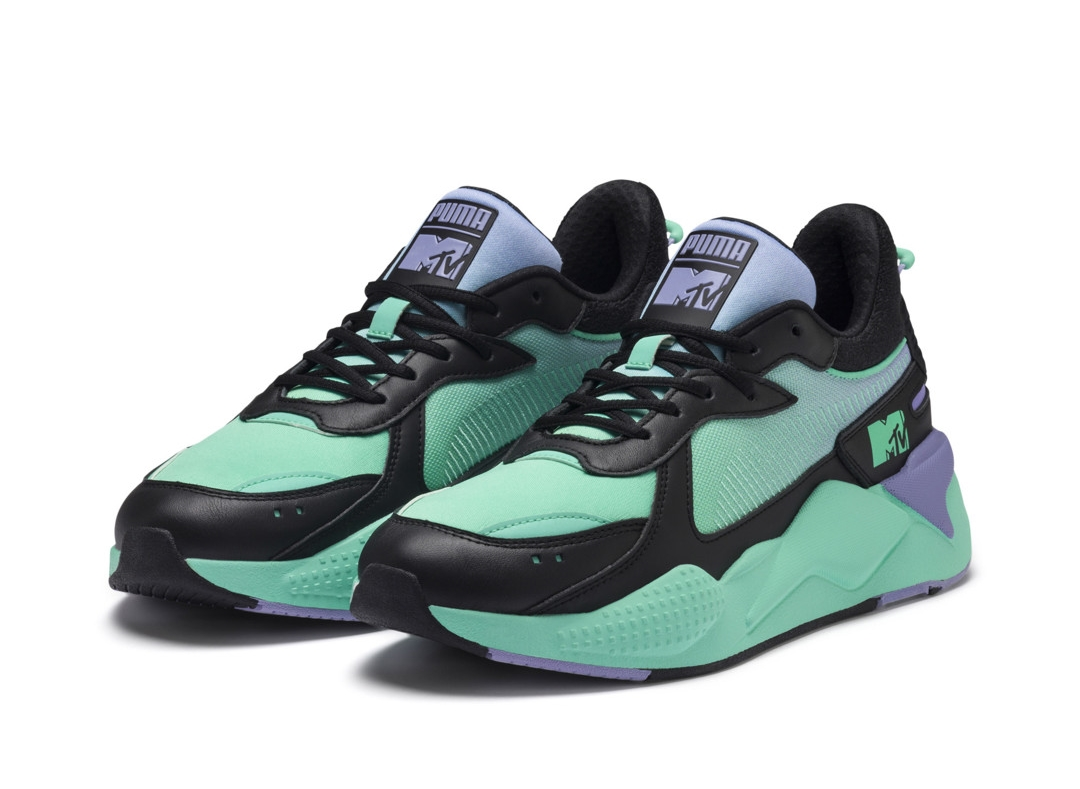 PUMA x MTV TRACKS GRADIENT GLOOM RS-X 370939-01