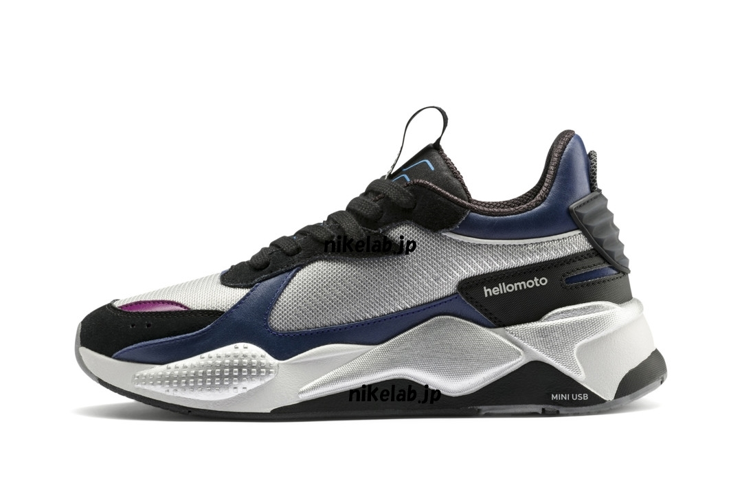 PUMA x MOTOROLA RS-X TECH/プーマ x モトローラ x RS-X TECH 370272-01