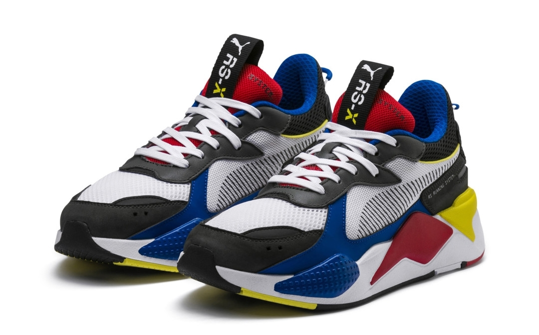 PUMA RS-X TOYS/プーマ RS-X トイズ 369449-01 369449-02 369449-07 369449-08