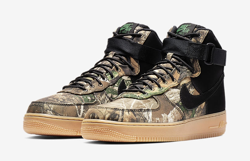 NIKE AIR FORCE 1 HIGH '07 LV8 3/ナイキ エア フォース 1 HIGH '07 LV8 3 AO2410-001