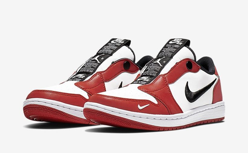 AIR JORDAN I LOW SLIP CHICAGO/エア ジョーダン 1 LOW スリップ BQ8462-601