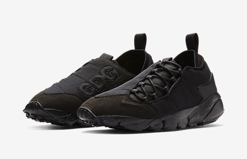 COMME DES GARÇONS x NIKE AIR FOOTSCAPE NM/コム・デ・ギャルソン x ナイキ エア フットスケープ NM  BV0075-001